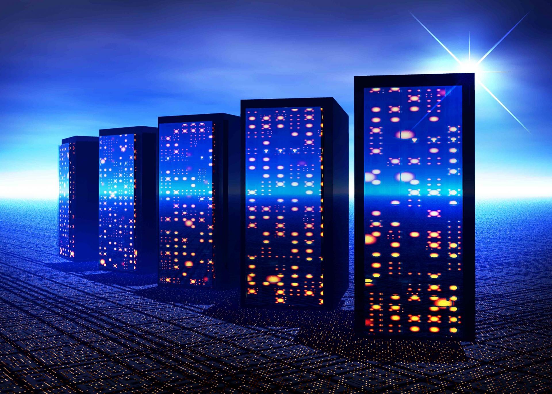 データセンターの画像